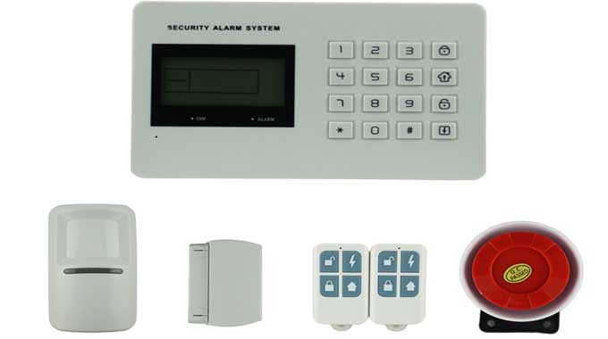 Alarm-equipment