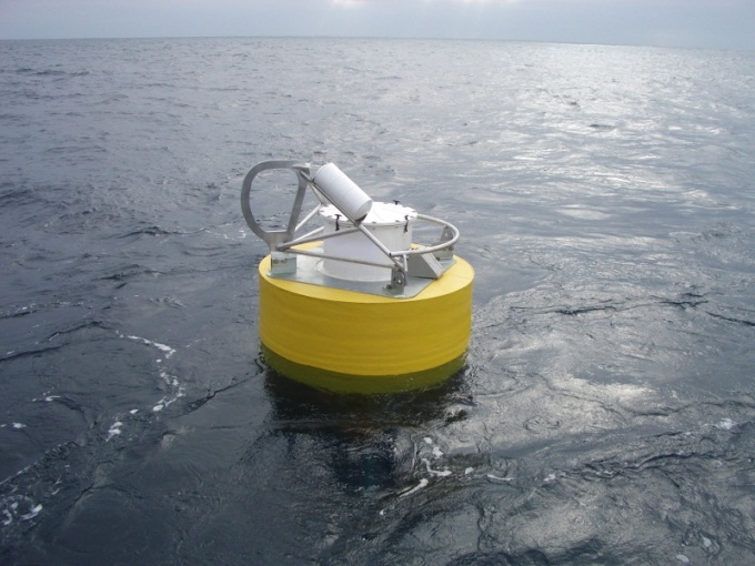 What do tsunami warning devices do?